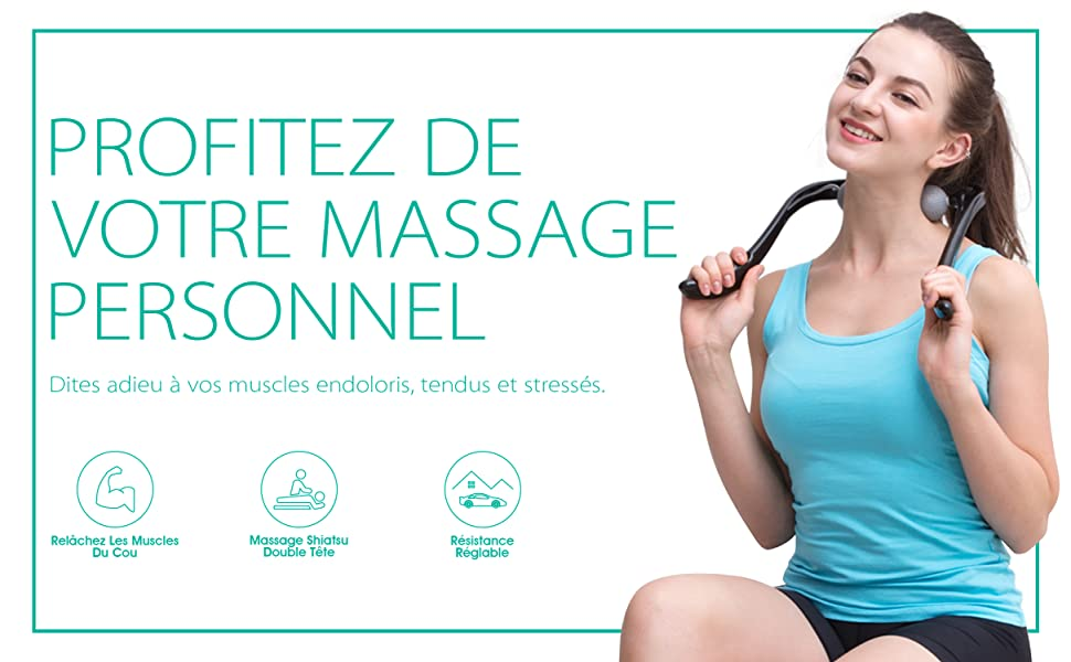 VOYOR MS110 Massage Cou