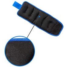 Faite de coton mercerisé, respirant, doux pour absorber rapidement l'humidité et la sueur.