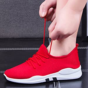 Femmes Course de Poids L/éger Gymnastique L/ég/ère Espadrilles de Yoga Occasionnels Basket Sneaker uirend Chaussures Baskets Mode Femme