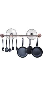 rack pan bar