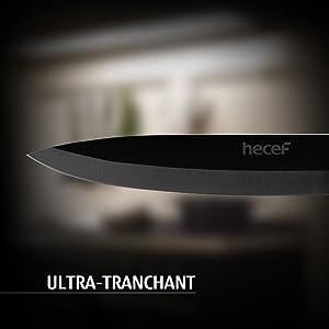 Ultra-tranchant