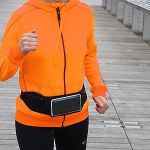 ceinture fitness running sport