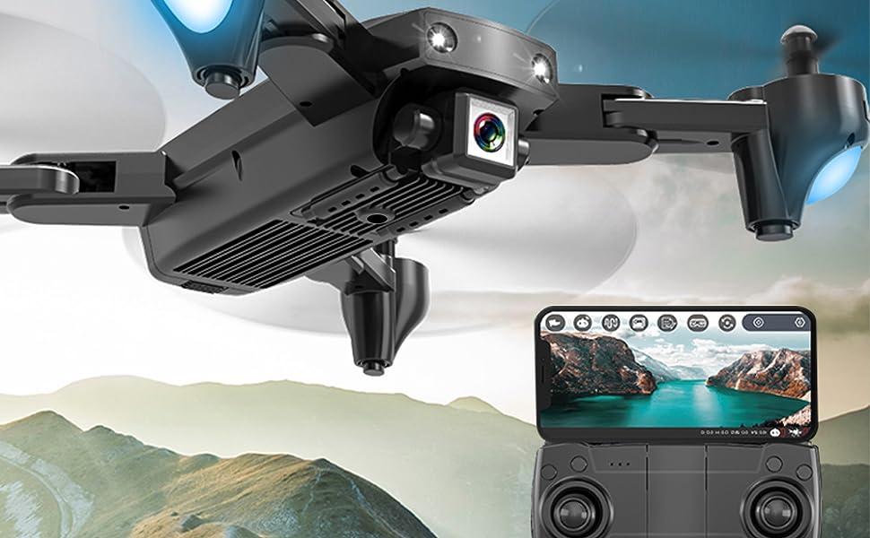 Gollsky S166GPS drone