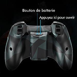batterie manette