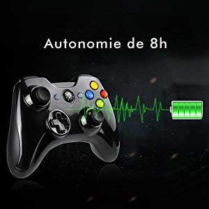 manette rechargeable