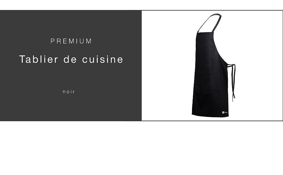 Hiikk Divers Tabliers Noir Et Blanc Chat Impression Dames Cuisine Tablier Cuisine Maison Cuisson Taille Tablier Coton Et Lin Tablier Barbecue Ext/érieur Tablier-1/_47X38 Cm