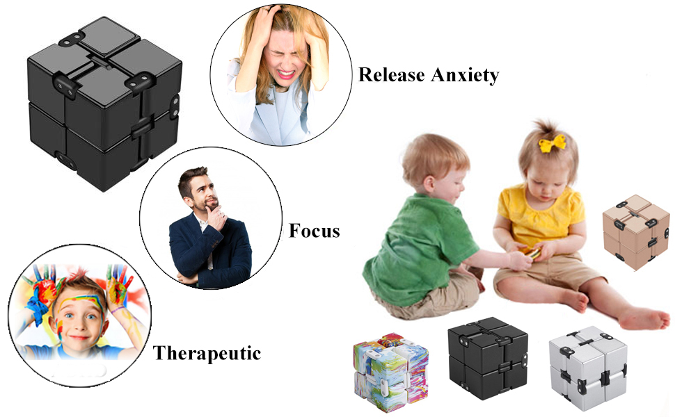 Laissez le cube de l'info vous aider!