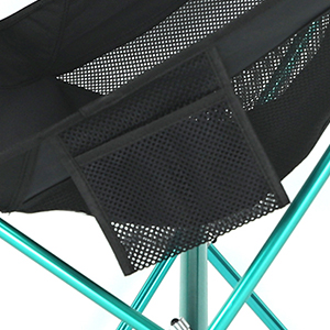 Chaise Pliante compacte en Aluminium con/çue comme Une Chaise de Camping Portable et ultral/ég/ère pour la Plage USA FE Active Camping la randonn/ée Backpacking Con/çue en Californie Trekking