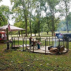 parc exterieure