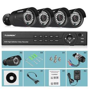 surveillance numérique hdmi enregistreur 5 en 1 cctv dvr camera de surveillance video
