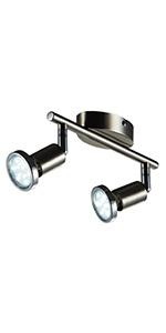 élément luminaire barre spots directionnel enseigne lumineux