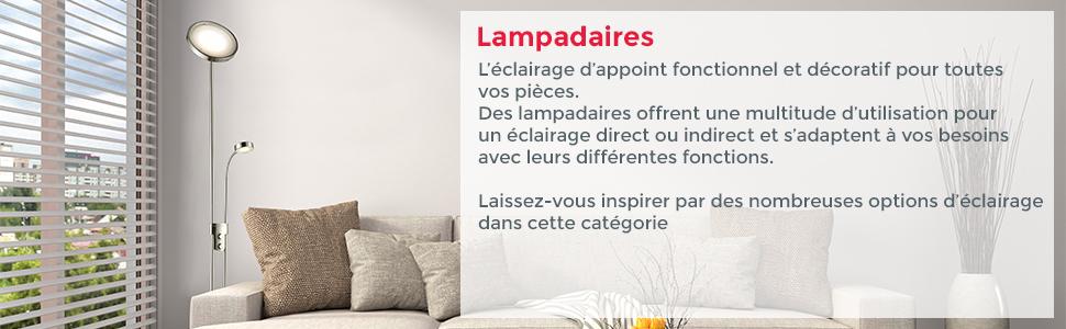 lampadaire haute qualité design minimaliste liseuse puissant déco pas cher bon rapport qualité