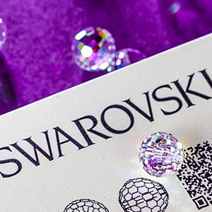 cristaux de swarovski