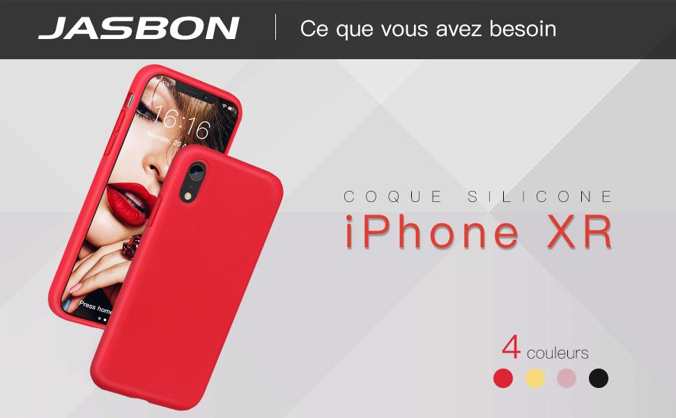 iphone xr coque jasbon