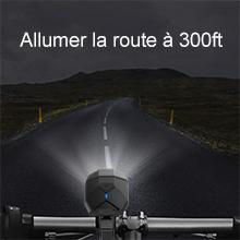 lumière de vélo