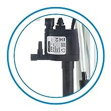 Pompe à eau intégrée