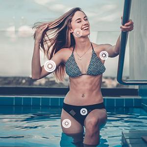 Epilateur Visage Rasoir Electrique Femme Rasoirs Sourcil Tondeuse Bikini Rechargeable Rasage
