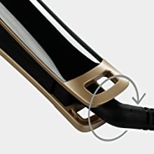 cordon rotatif