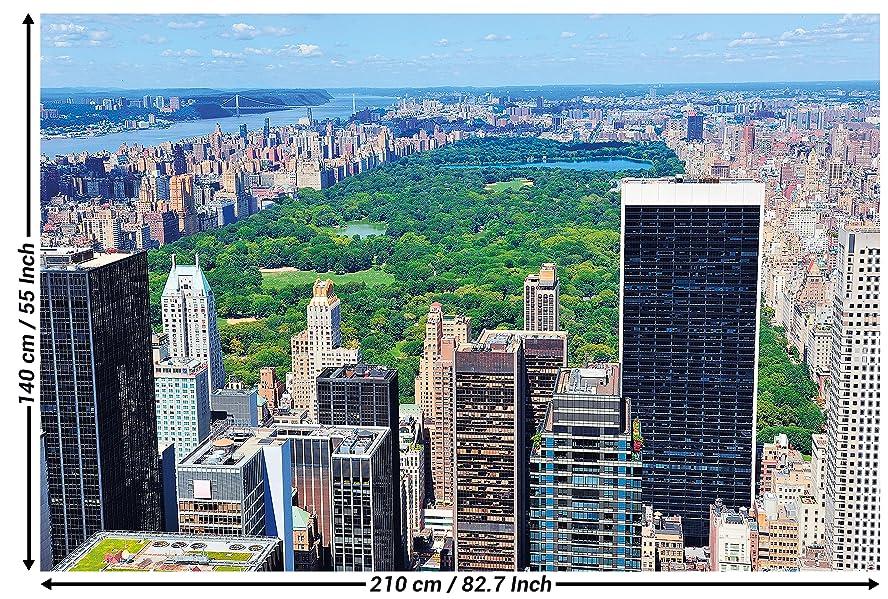 Foto Murales New York.New York Parc Central Papier Peint De Photo Manhattan