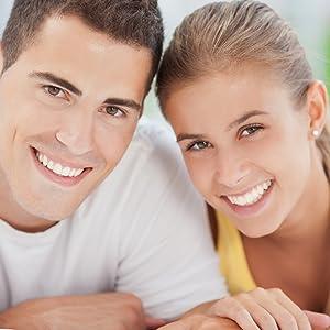 Ray of Smile Lovely Smile bandes de Blanchiment des Dents Professionnelle dentaire blanchissement