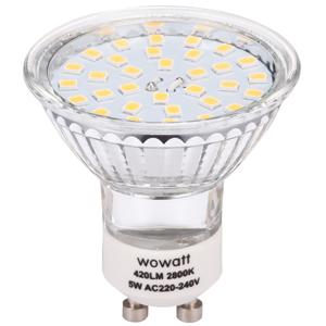 lampe plafond Plafonnier LED à 4 Lumières luminaire lampe plafond chambre spots orientables