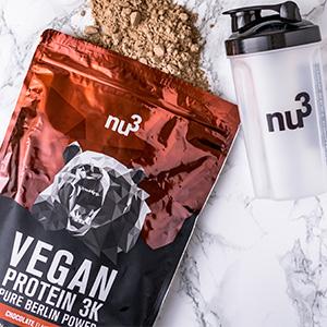 cookie protéiné alimentation sportifs nutriments d'origine végétale bon goût devenir musclé puissant