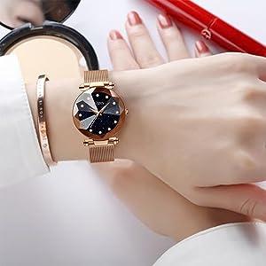 montre-bracelet pour les femmes étanche pas cher femme