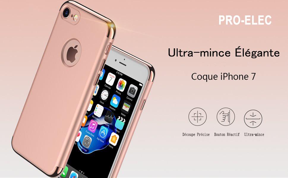 coque iphone 7 pro-elec