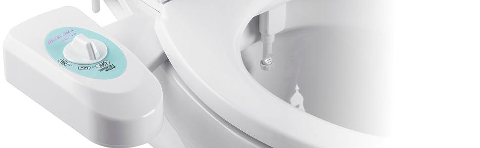 hygi/ène intime BisBro Deluxe Kit douchette 1000 pour WC