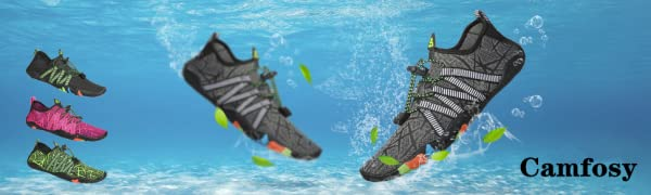 Camfosy water shoes