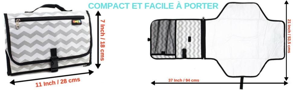 817f08c7f87 matelas à langer tapis à langer table à langer matelas de change voyage  portable