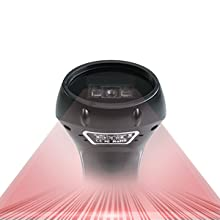 Scanner Code A Barres USB Avec Le Diode Laser Visible Dont La Longueur Donde Est 650nm Peut Faire Un Travail Fantastique Dans Les Entreprises