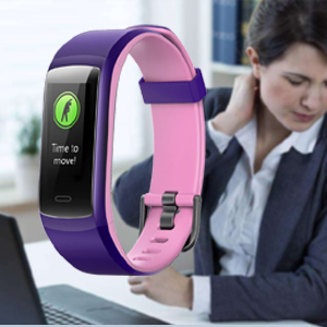 bracelet connecté montre connectée sport podometre smartwatch android ios femme homme fitbit xiaomi