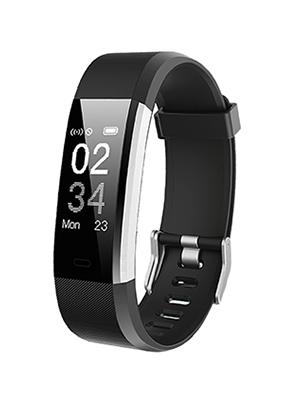 Montre Connectée Bracelet Podometre Fitness Tracker d'Activité Smartwatch Sport Femme Homme Etanche
