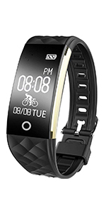 bracelet connecté montre connectée sport podometre smartwatch android samsung fitbit charge 3
