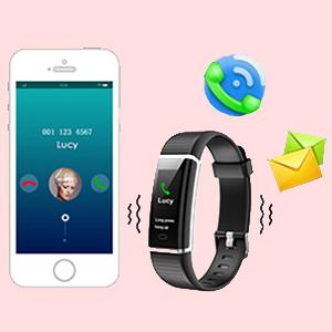 bracelet connecté montre connectée sport podometre smartwatch android samsung fitbit charge 3