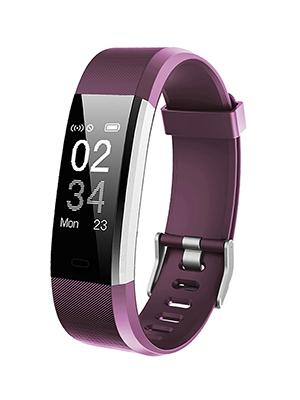 Montre Connectée Bracelet Connecté Écran Couleur Podometre Smartwatch Sport Femme Homme Etanche IP68