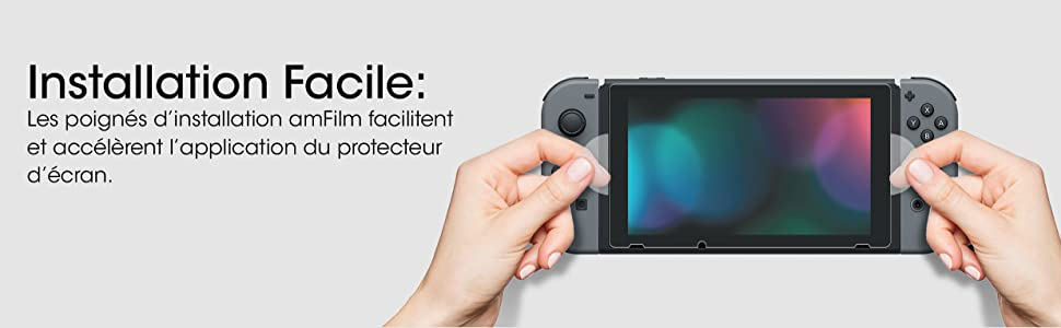 Nintendo Switch Installation Facile