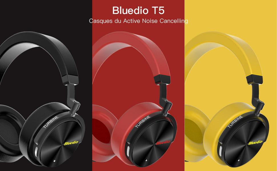 bluedio casque bluetooth t5