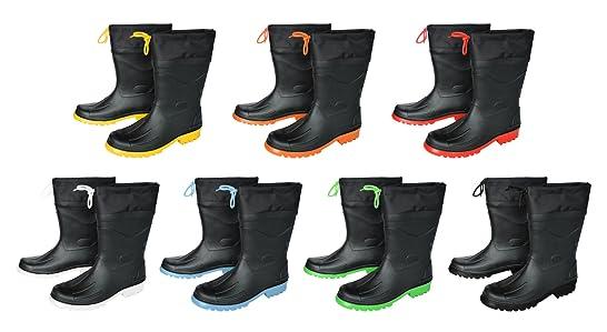 9151ff3022d MADSea Bottes Caoutchouc Nils Homme  Amazon.fr  Chaussures et Sacs