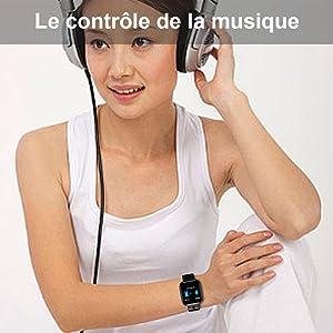 Le contrôle de la musique