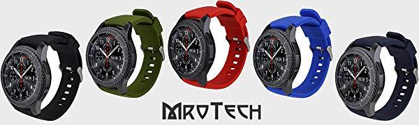 MroTech Bracelet Gear S3