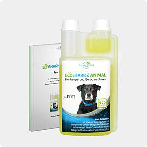 Dogs Cleaner Contenu du paquet