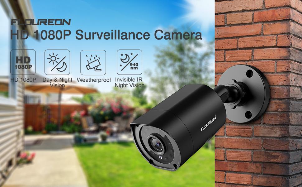 CCTV caméra