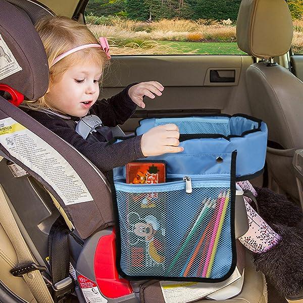 tablette de voyage pour enfant plateau de voyage pour voiture multifonction si ge d 39 auto table. Black Bedroom Furniture Sets. Home Design Ideas