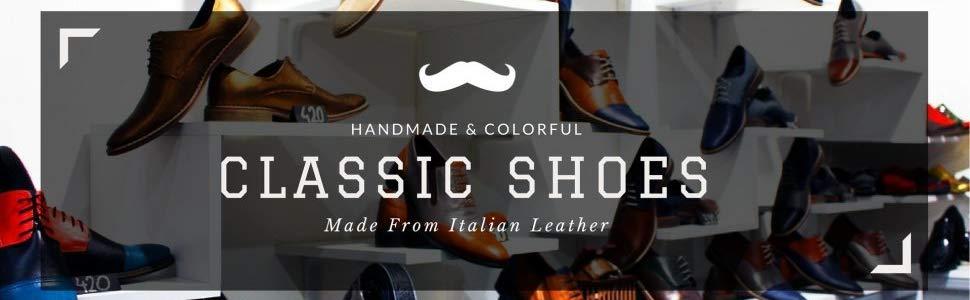 Modello Machette Handmade Italiennes Cuir pour des Hommes