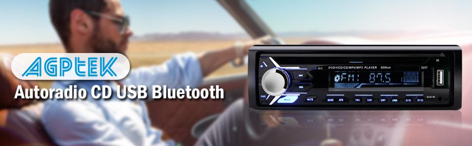 autoradio cd usb bluetooth autoradio cd pas cher autoradio bluetooth