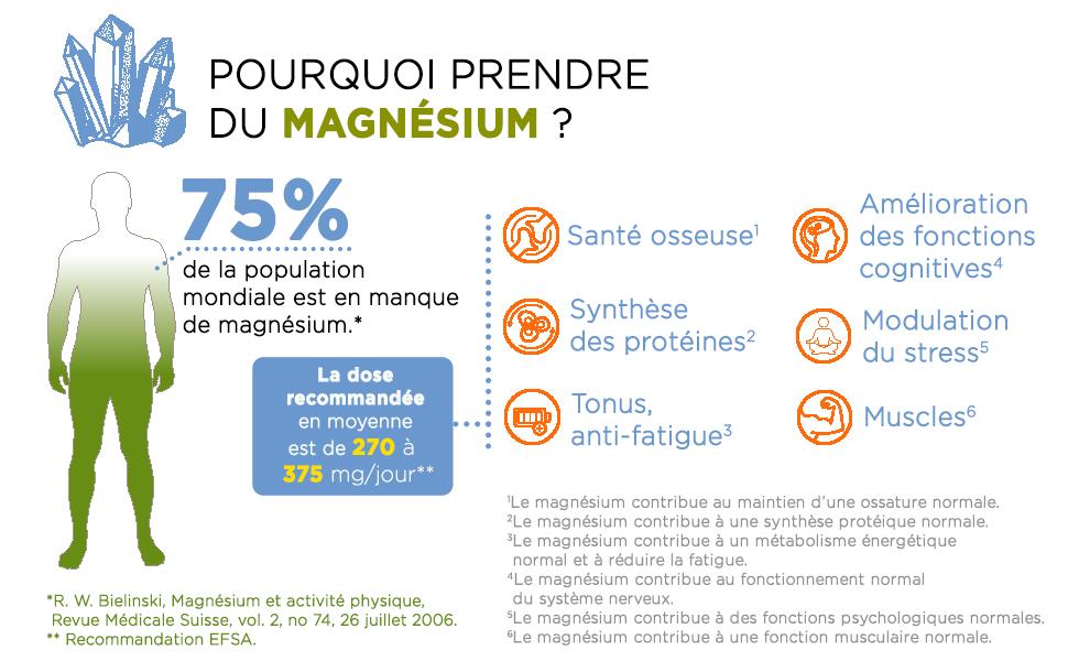 Quel magnesium choisir ?