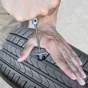 Kit de réparation de pneu Heavy Duty