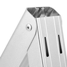Cintre Pliable Mur Aluminium Pliant Clothes Hanger Organisateur